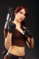 Legend Lara Croft - studio8 by TanyaCroft