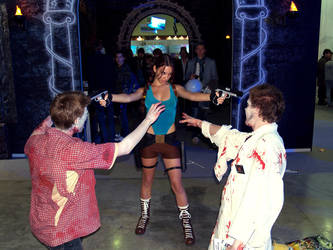 Igromir'11 classic Lara Croft 6 by TanyaCroft
