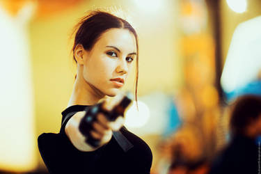 Lara Croft AOD8 - Igromir'12 by TanyaCroft