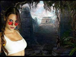 Tomb Raider cosplay by TanyaCroft
