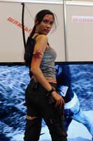 Lara Croft REBORN11 - IGAMES'13 by TanyaCroft