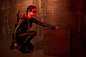 Tomb Raider Lara Croft catsuit - HK Ammo by TanyaCroft