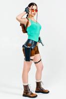 Lara Croft CLASSIC render 3 by TanyaCroft