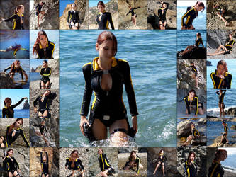 WETSUIT [2011] pack of 33 photos by TanyaCroft