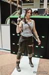 Lara Croft cosplay - WeGame 2 by TanyaCroft