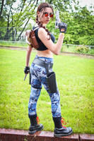 Lara Croft cosplay - ComicCon'16 2 by TanyaCroft