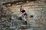 Lara Croft Underworld - upstairs by TanyaCroft