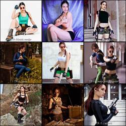 Tomb Raider Cosplay 2015 by TanyaCroft