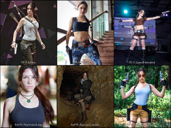 Tomb Raider Cosplay 2016 by TanyaCroft