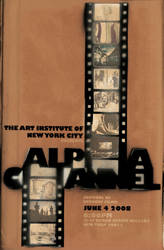 Alpha Channel Film Festival by CR-Graphics