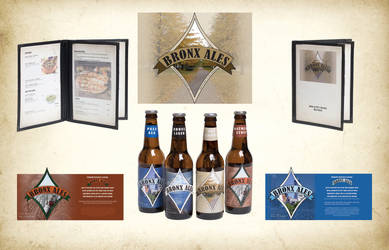Bronx Ales by CR-Graphics