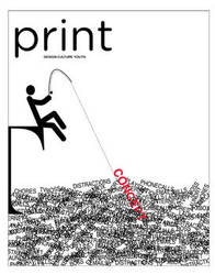 Print magazine cover by CR-Graphics