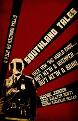 Southland Tales movie Poster by CR-Graphics
