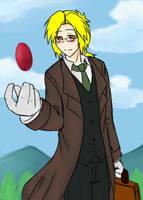 RWBY fanfic fanart: Almighty Alchemist by KegiSpringfield