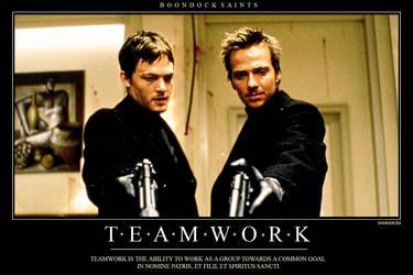 Boondock Teamwork by dommer