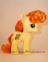 Carrot Top by okiegurl1981