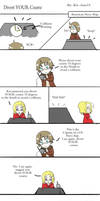 APH - Divert YOUR Course by kakkujapojat