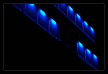 bluelightedbuilding by echomrg