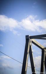Langit dan jembatan by VarArt9