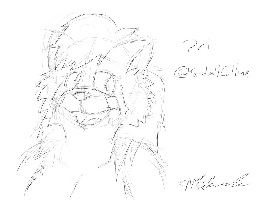 Pri for KendallCollins by JWthaMajestic