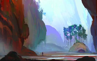 Speed Painting 15 tutorial by surendrarajawat