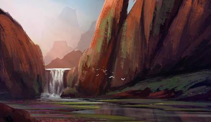 Speed Painting 16th tutorial by surendrarajawat