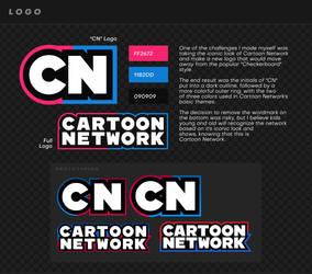 Cartoon Network - Rebrand Concept ver. idk by SchmerpDerp