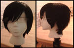 Commission: Kyoya Wig by Antiquity-Dreams