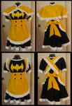 Commission: Batgirl Maid Cafe Uniform by Antiquity-Dreams