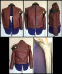 Commission Lelouch Brown Jacket by Antiquity-Dreams