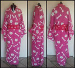 Commission: Mephisto Yukata by Antiquity-Dreams