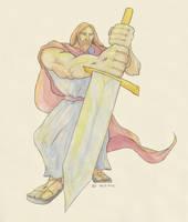 Christ by gavacho13