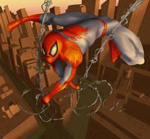 Spider-Man by gavacho13