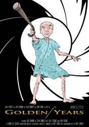 James Bond: Golden Years - movie poster by gavacho13