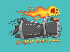 3-Bit Gamer Show Sticker by gavacho13