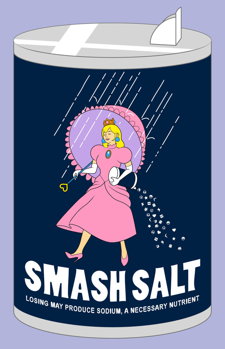 Smash Salt by gavacho13