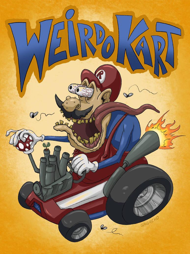 Weirdo Kart by gavacho13