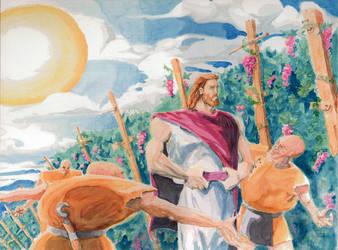 Lord Of The Vineyard by gavacho13