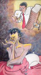 Hungry Man Who Dreameth by gavacho13