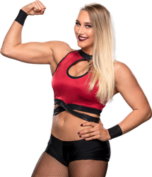 Rhea Ripley PNG by DarkVoidPictures