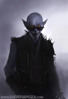 Quick Thrash Goblin by DaveRapoza