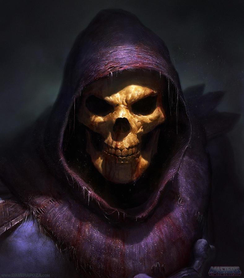 Skeletor by DaveRapoza