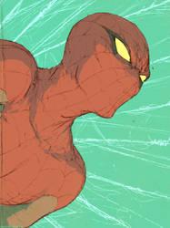 Spider-Man by DaveRapoza