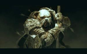 Bulldog by DaveRapoza