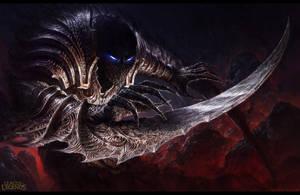 Nocturne - League of Legends by DaveRapoza