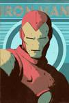 Iron Man Cover by DaveRapoza