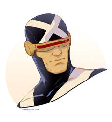 Cyclops by DaveRapoza