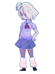Mangle FNAFHS FanArt by AnniaPanConQUESO