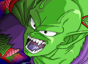 Piccolo -Fury- REMASTERED by JJJawor
