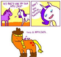 ponyback ride by seniorpony